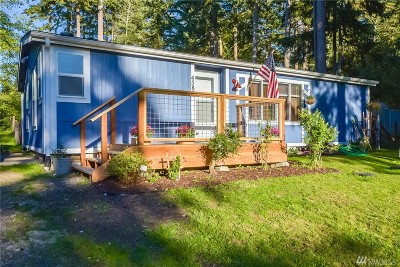 Oak Harbor WA Single Family Home For Sale: $240,000