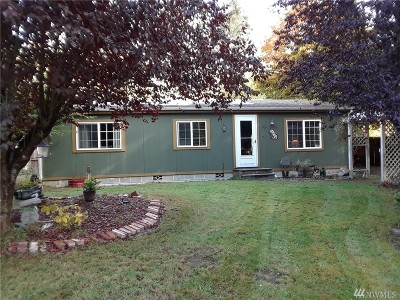 Spanaway Single Family Home Contingent: 25221 43rd Av Ct E