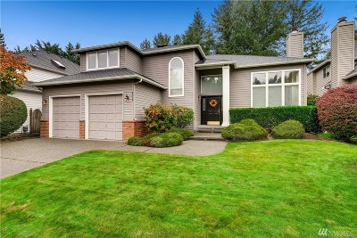 Sammamish Single Family Home For Sale: 4039 262nd Ave SE