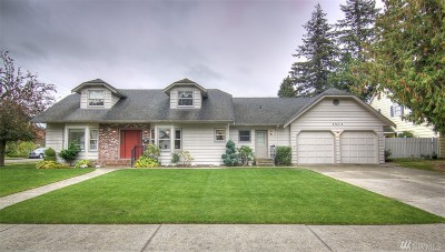 Lynden Single Family Home For Sale: 1503 Liberty St