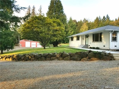 Snohomish Single Family Home For Sale: 17911 Butler Rd