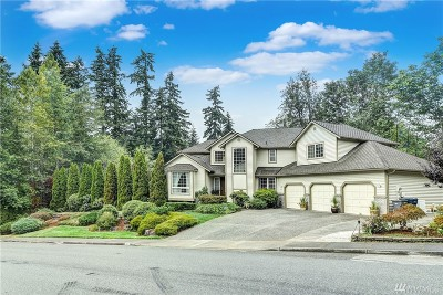 Bothell Single Family Home For Sale: 1509 173rd St SE