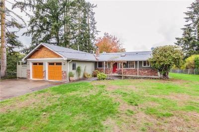 Auburn Single Family Home For Sale: 20220 SE 384th St