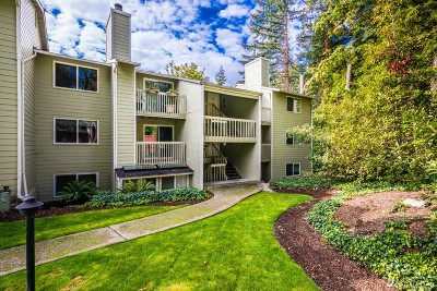 Redmond Condo/Townhouse For Sale: 9494 Redmond-Woodinville Rd NE #B204E