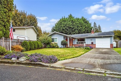 Snohomish County Single Family Home For Sale: 6827 NE 20th Dr