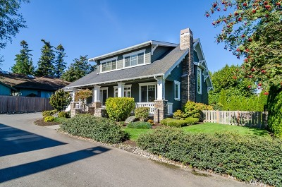 Anacortes Single Family Home Sold: 1608 24th Place