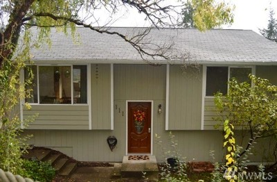 Mason County Single Family Home Pending Inspection: 111 Admiral Dr
