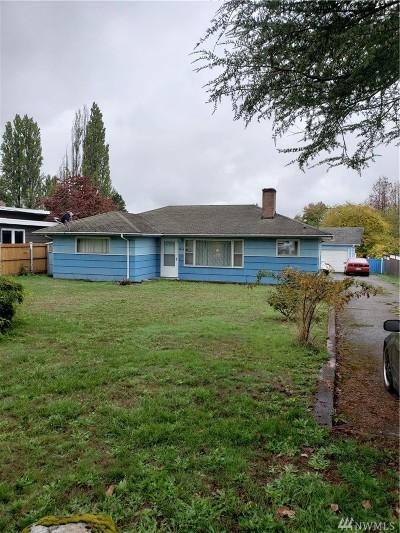 Tacoma Single Family Home For Sale: 9404 E B St