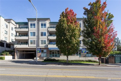Condo/Townhouse Sold: 8750 Greenwood Ave N #S-205
