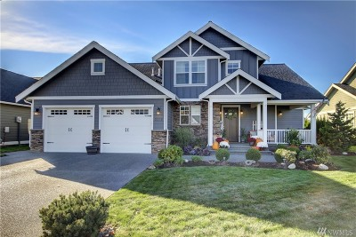 Lynden Single Family Home Sold: 2113 Shea St