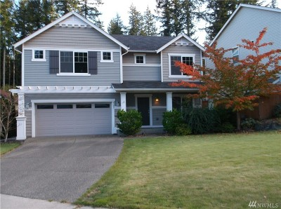 Port Orchard Single Family Home For Sale: 4182 Chanting Circle SW
