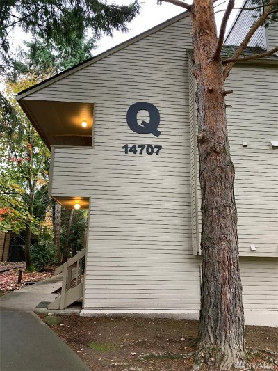 Bellevue Condo/Townhouse For Sale: 14707 NE 44th Place #Q-10