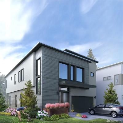 Kirkland Single Family Home For Sale: 12318 94th Ave NE