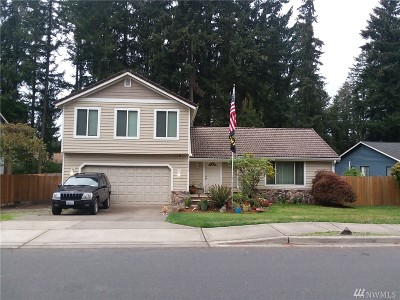 Puyallup Single Family Home For Sale: 14014 74th Ave Ct E