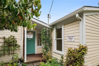 Snohomish Single Family Home For Sale: 56 Cedar Ave