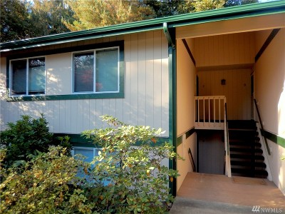 Port Orchard Condo/Townhouse For Sale: 2959 SE Mile Hill Dr #D7