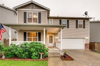 Puyallup Single Family Home For Sale: 8418 173rd St E