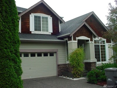 Bothell Single Family Home For Sale: 20123 84th Place NE