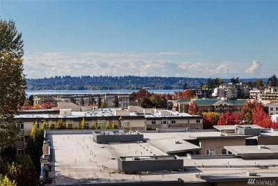 Kirkland Condo/Townhouse For Sale: 410 2nd Ave S #307