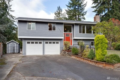 Port Orchard Single Family Home For Sale: 3410 Guildfore Ct SE