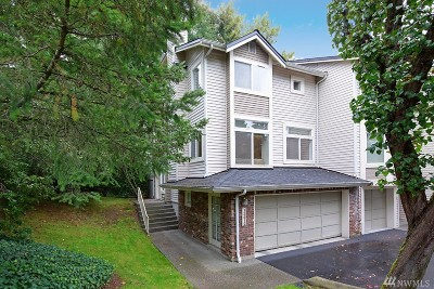 Bellevue Condo/Townhouse For Sale: 12412 NE 7th Place #12412
