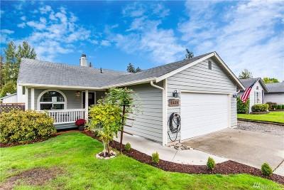 Tacoma Single Family Home For Sale: 2521 159th St Ct E