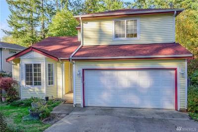 Shelton WA Single Family Home For Sale: $249,900