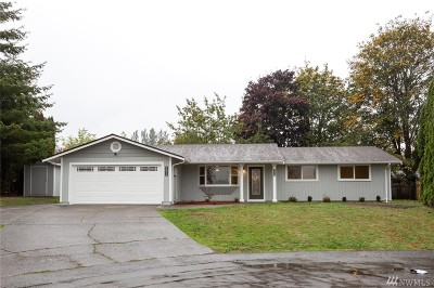 Port Orchard Single Family Home For Sale: 2876 SE Flaiz Ct