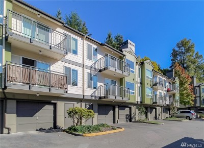 Federal Way Condo/Townhouse For Sale: 31500 33rd Place SW #H203