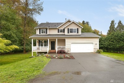 Issaquah Single Family Home For Sale: 15503 Cedar Grove Rd SE