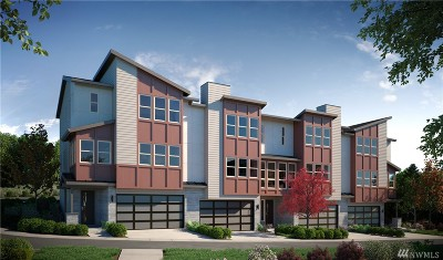 Newcastle Condo/Townhouse For Sale: 13545 SE 67th Place #A-1