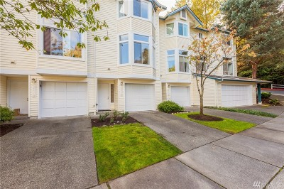 Issaquah Condo/Townhouse For Sale: 2174 NW Pacific Yew Place