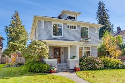 Everett Single Family Home For Sale: 2111 Rucker Ave