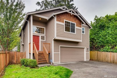 Mill Creek Single Family Home For Sale: 13631 41st Ave SE