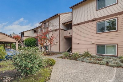 Kirkland Condo/Townhouse For Sale: 14310 126th Ave NE #A204