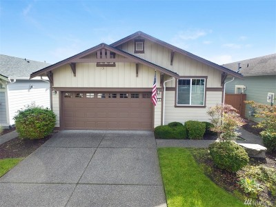 Lacey Single Family Home For Sale: 4912 Cypress Dr NE