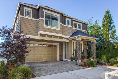 Issaquah Single Family Home For Sale: 989 3rd Ct NE
