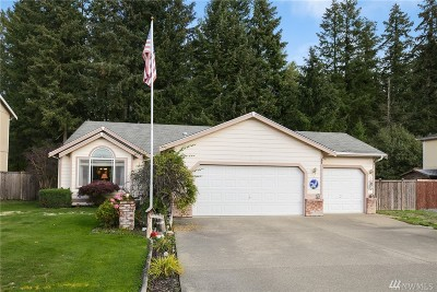 Spanaway Single Family Home For Sale: 19417 88th Ave E