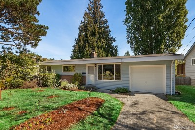 Seattle Single Family Home For Sale: 11316 34th Ave SW