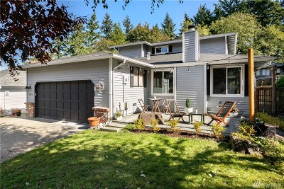 Edmonds Single Family Home For Sale: 9919 242nd Place SW