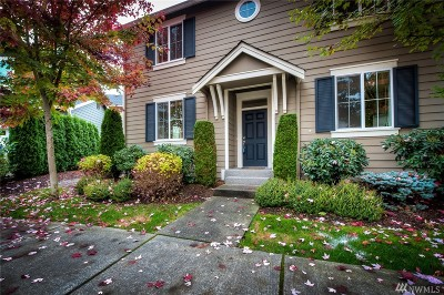 Bothell Single Family Home For Sale: 3830 219th Place SE