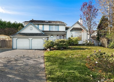 Snohomish County Single Family Home For Sale: 2687 Elm Dr