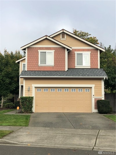 Lacey Single Family Home For Sale: 4724 Natalee Dr SE