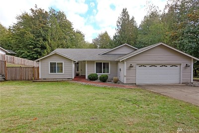 Bremerton Single Family Home For Sale: 10314 Nels Nelson Rd NW
