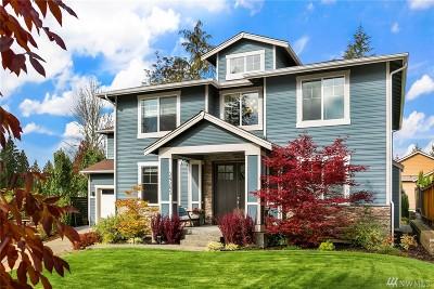 Sammamish Single Family Home For Sale: 24280 NE 26th Ct