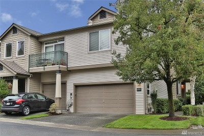 Issaquah Condo/Townhouse For Sale: 4456 248th Lane SE