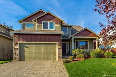 Olympia Single Family Home For Sale: 3123 Cardinal Dr NW