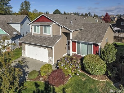 Bonney Lake Single Family Home For Sale: 21016 82nd St E