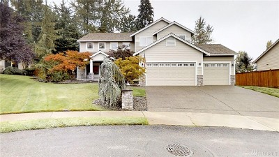Puyallup Single Family Home For Sale: 7628 139th St Ct E