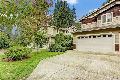 Everett Single Family Home For Sale: 11614 Silver Wy #A